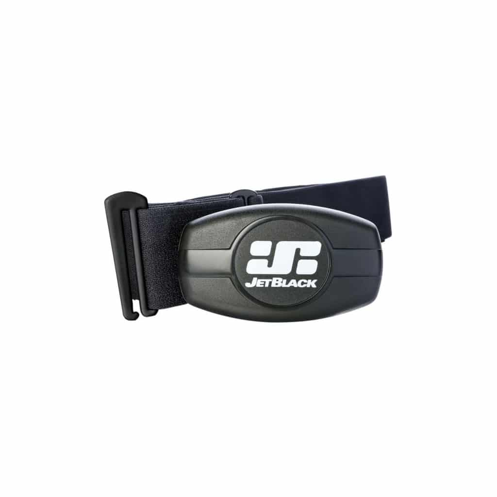 JetBlack Cycling - Herzfrequenz-Monitor mit Brustgurt