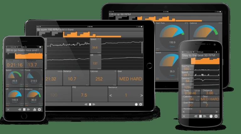JetBlack Training App - Geräte